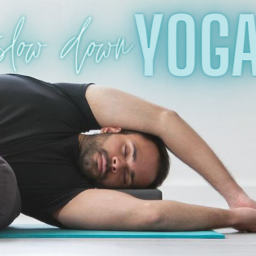 Slow Down Yoga