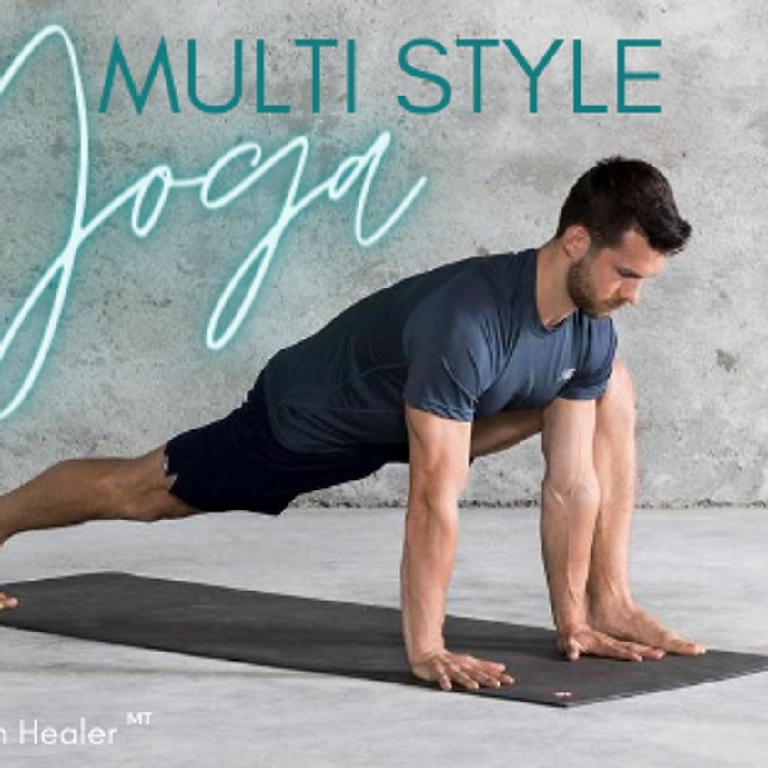 Multi Style Yoga