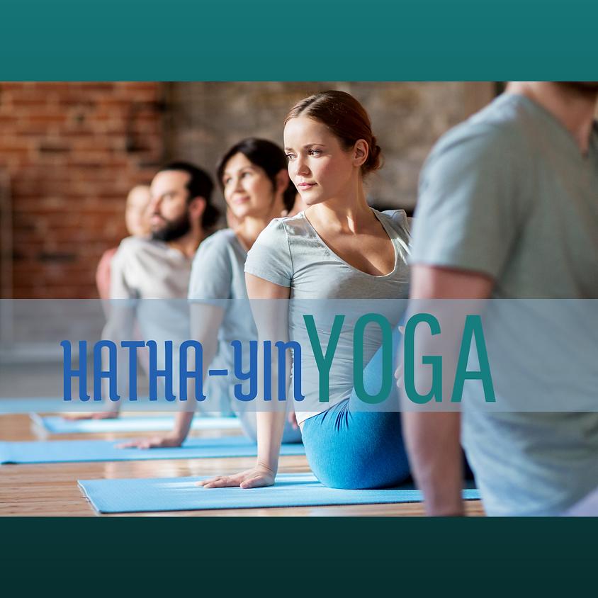 Hatha & Yin Yoga