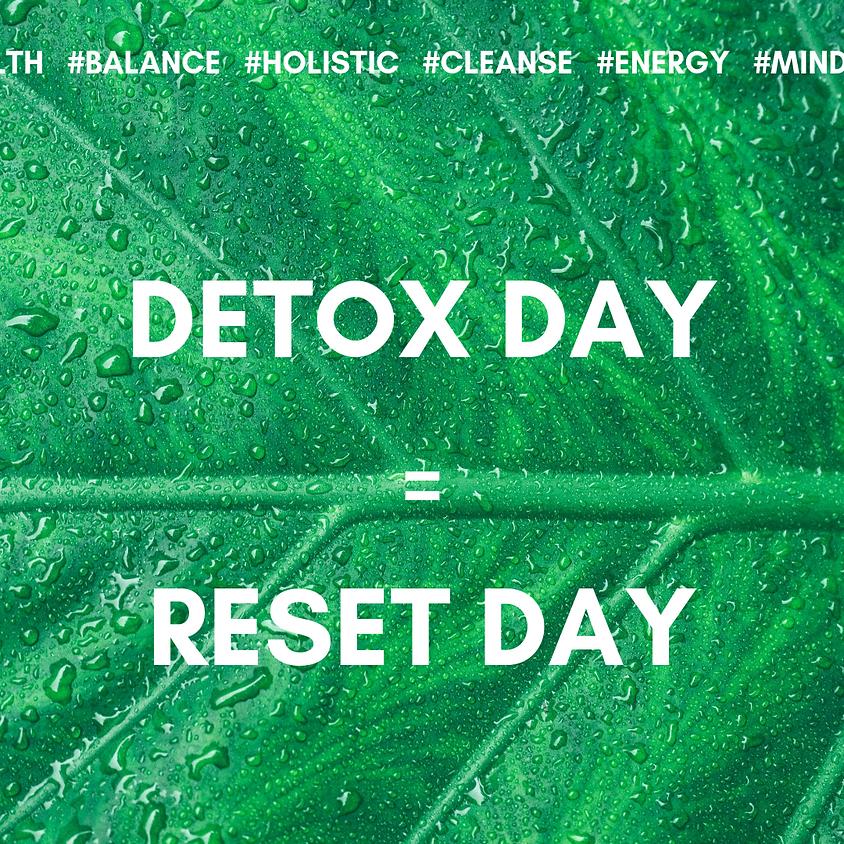 Detox Day - Detox Body,Spirit & Mind