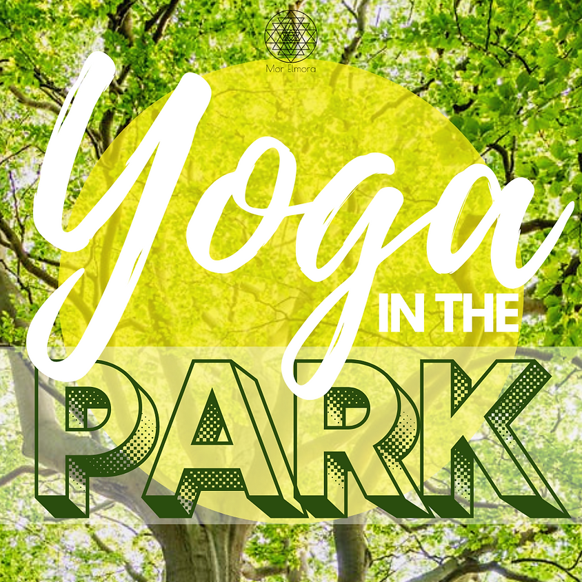 Outdoor Yoga - Yoga in the Park