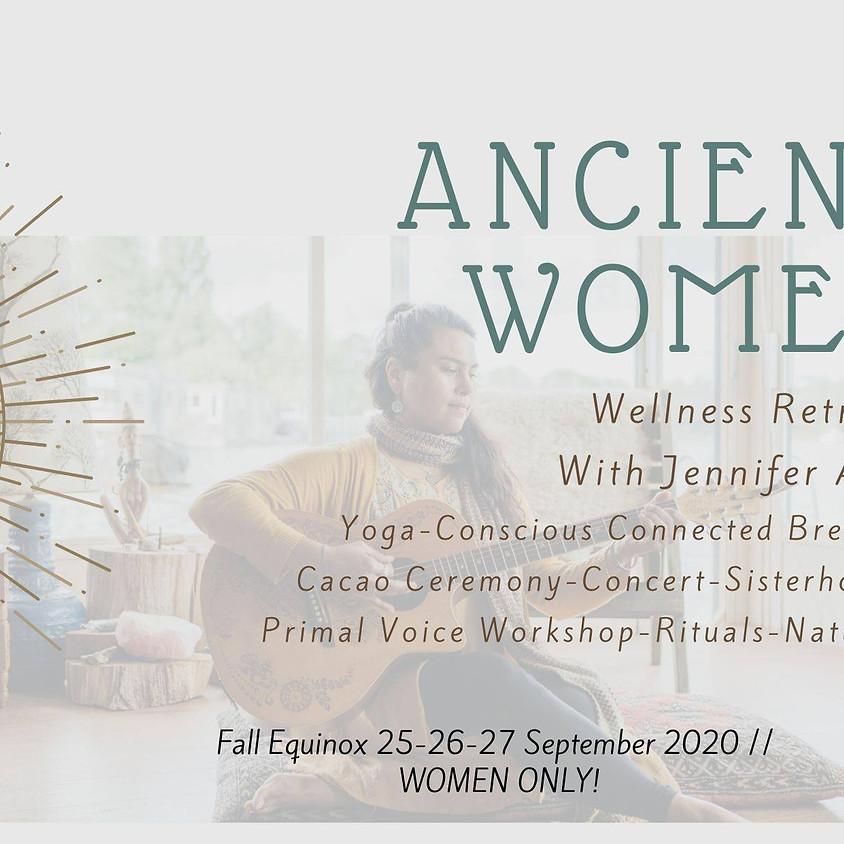 ANCIENT WOMEN: Fall Equinox Retreat (women only!)