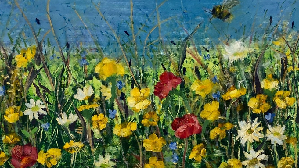 Buttercups and Daisies