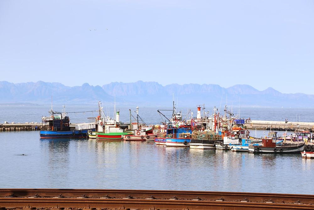 Kalk Bay Harbor