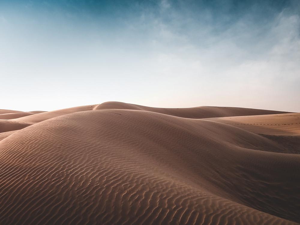 Rann of Thar Desert