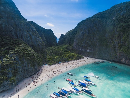 24 Best places to see in Thailand.