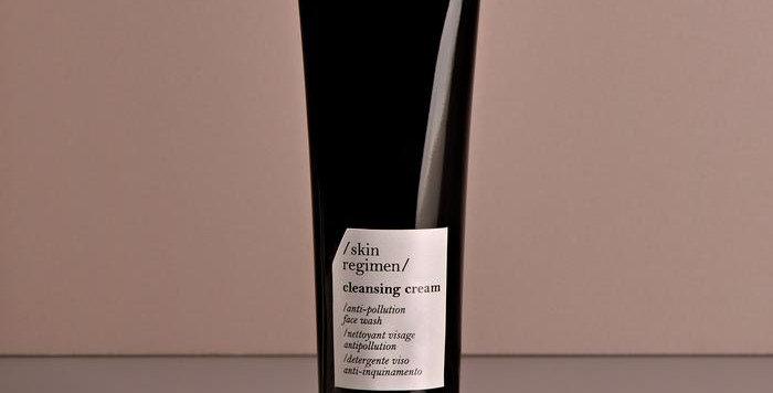 skin regimen / cleansing cream