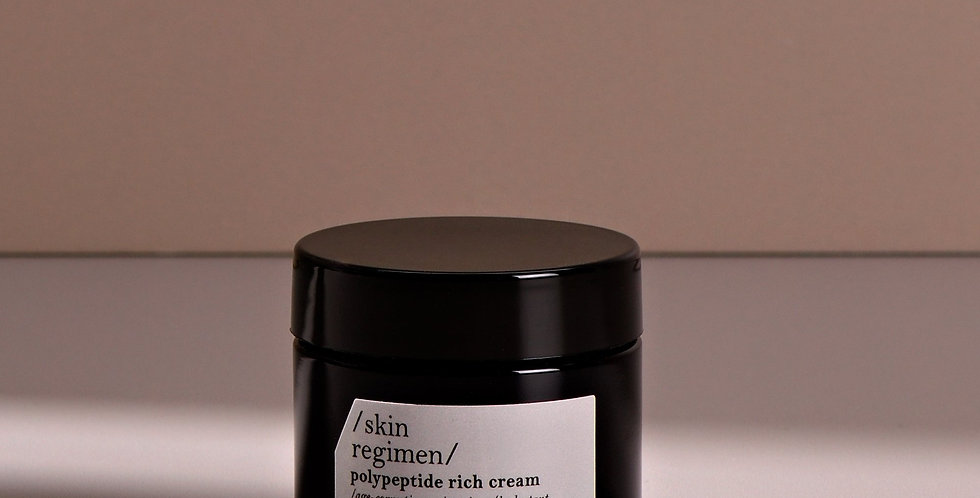 skin regimen / polypeptide cream