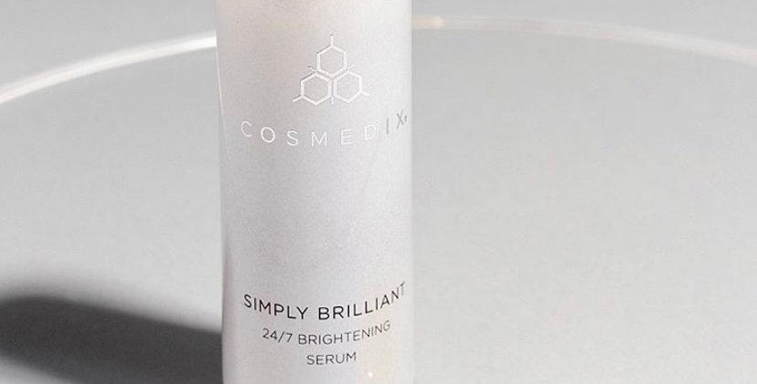 Cosmedix  |  Simply Brilliant Serum