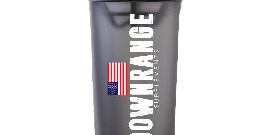 DOWNRANGE SHAKER CUP