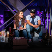Ariana Papaleo in In The Heights