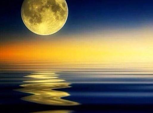Pleine Lune 8 avril 2020 - Dépasser ses peurs, ses schémas passés - Aller de l'avant - L'enfant...