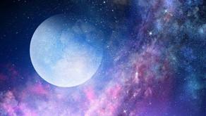 La Pleine Lune qui n'en est plus une... Pouvoir créateur à plein temps.
