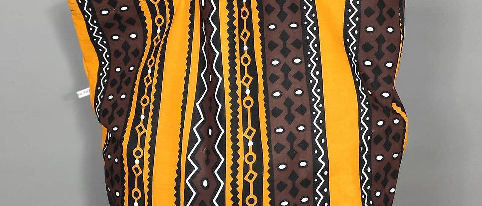 Tod bag en tissu ethnique Africain