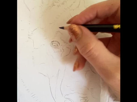 Tsar's Portrait Video Diary!