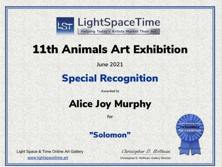 Another Award!!