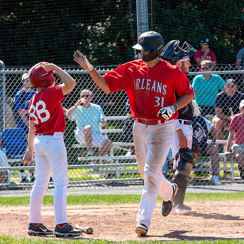 orleans firebirds college baseball cape