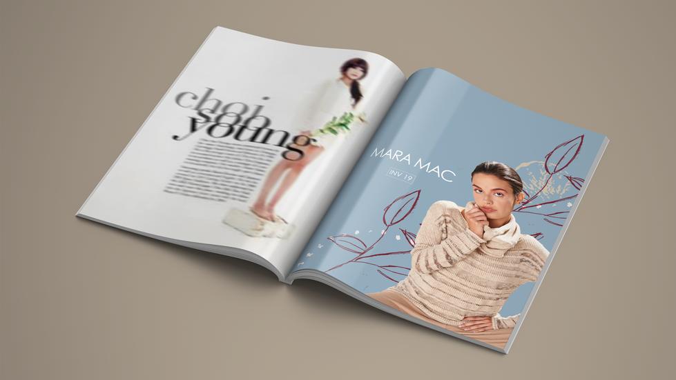 Anúncio de Revista / Magazine Ad