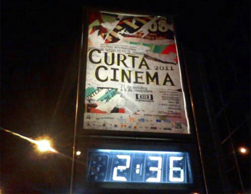 Relógio de rua / Street watch