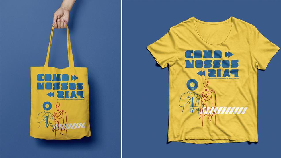 Ecobag / T-Shirt