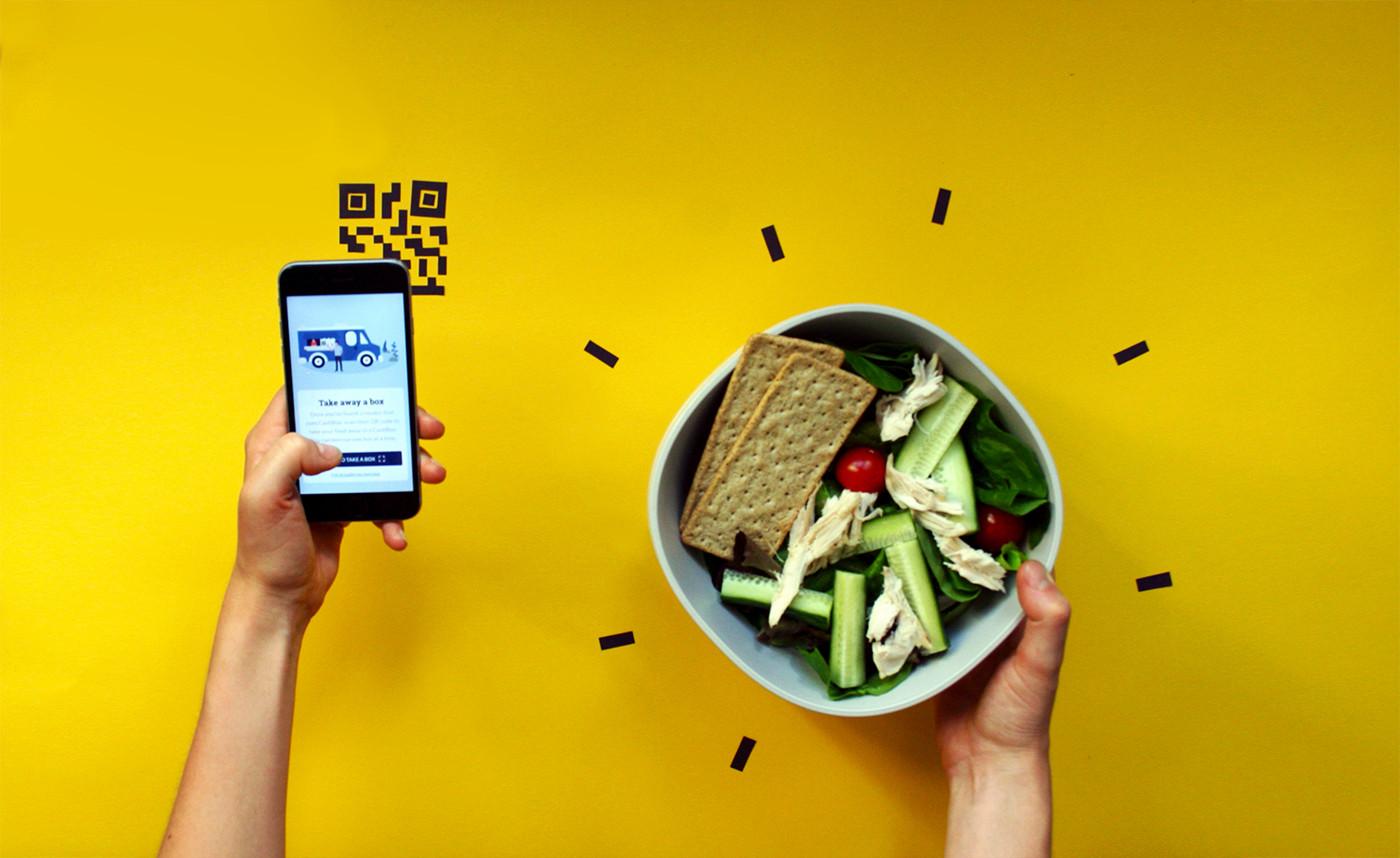 CauliBox | Reusable Lunchbox Scheme | London