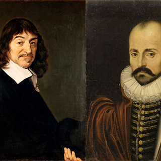 The Birth of the Essay: Reading Montaigne and Descartes