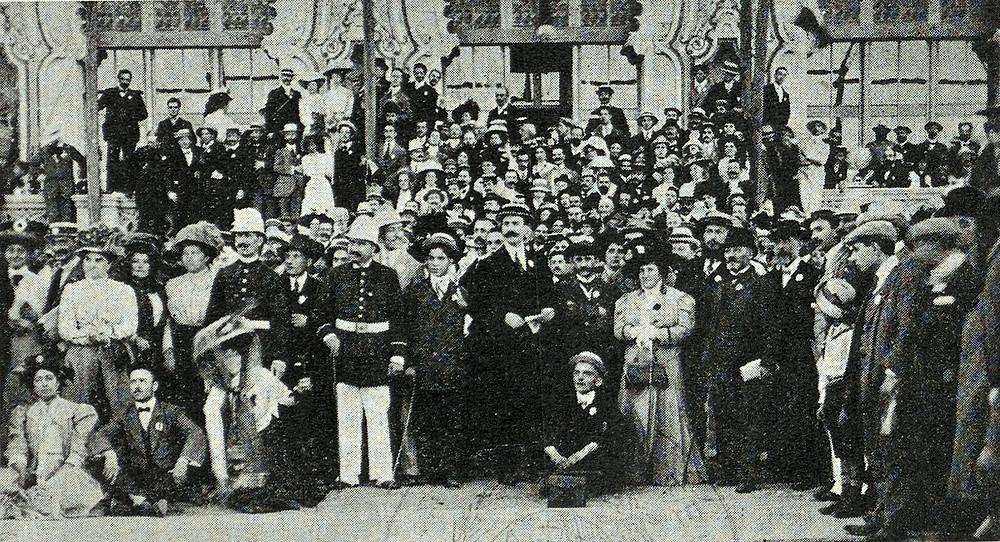 World Esperanto Congress, 1909, Barcelona.