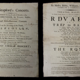 Playbills: the 'Faded Love-Letter' to Early Modern Theatre