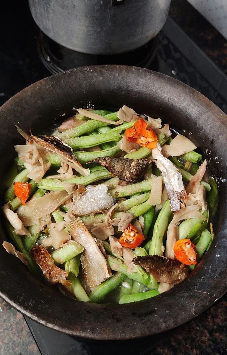 Nagaland Cuisine - Rosup (Source: Sangke Konyak)