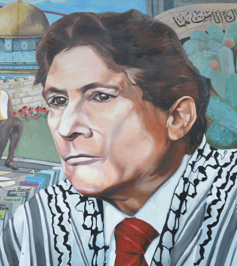 Edward Said, author of 'Orientalism'