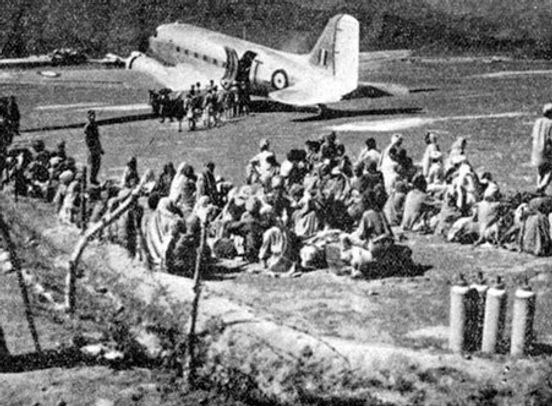 Dakotas in Poonch 1947​​