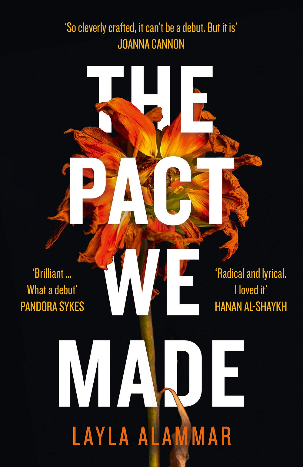 Layla AlAmmar, The Pact We Made, HarperCollins UK, 2019