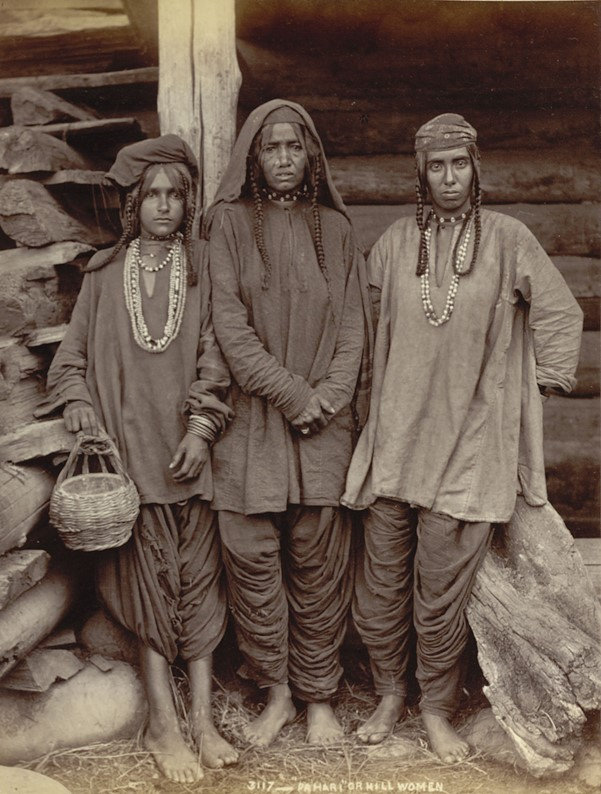 Pahari Women - Kashmir 1890