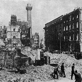 A View from Merrion Square: Mrs Sankey's Easter Rising Diary