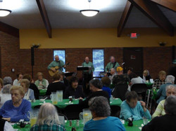 Mayfield Hts St Patrick's Day Lunch