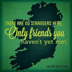 No Strangers Here