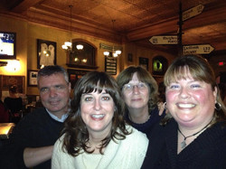 Pat, Brenda, Tricia and Jennifer