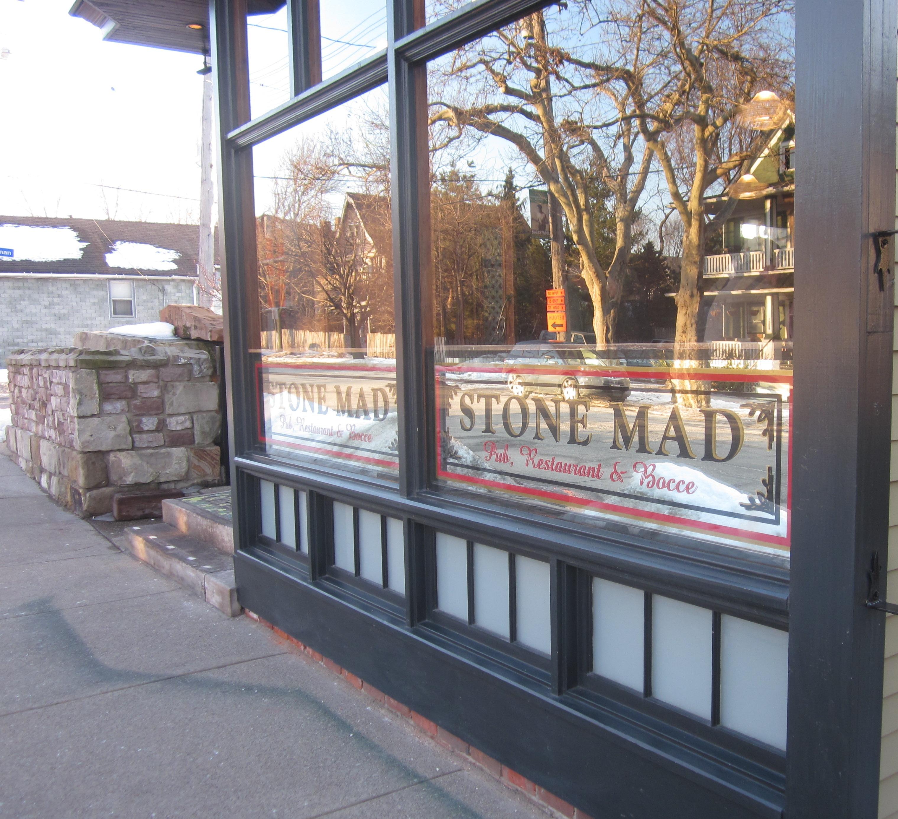Stone Mad Pub