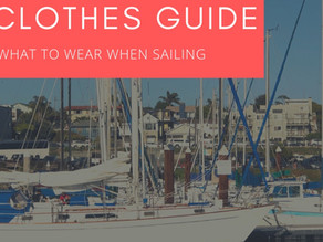 The Ultimate Sailing Clothes Guide: What to Wear When Sailing