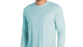 Top-Rated Long Sleeve Performance T-Shirt for Sailing