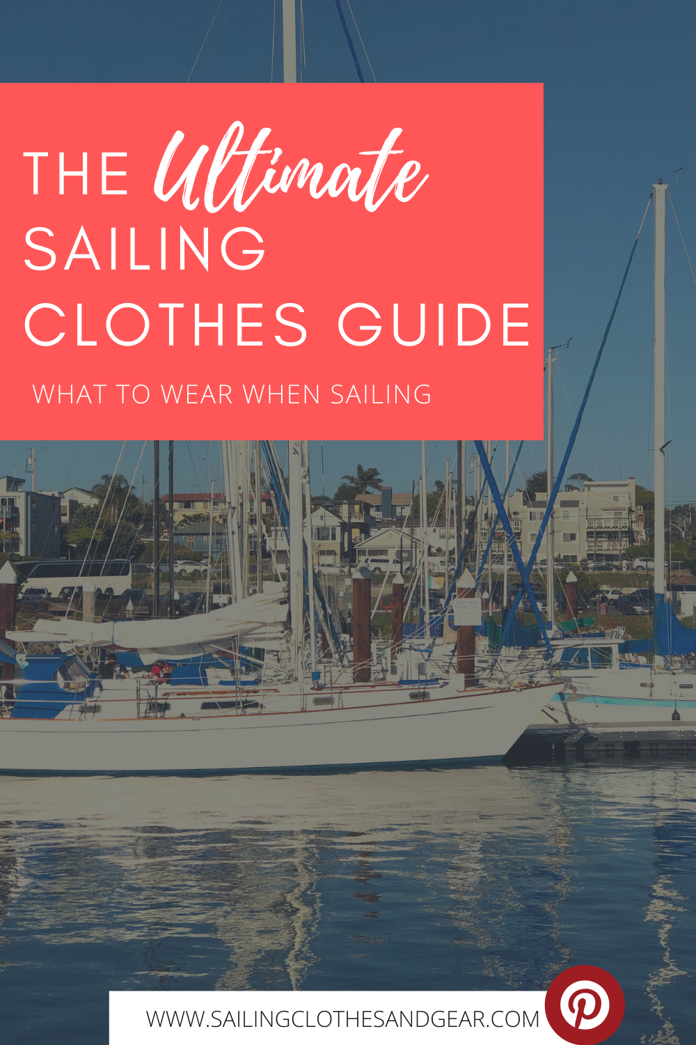 sailing clothes guide