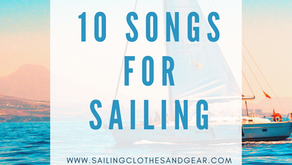 Top 10 Songs for Sailing
