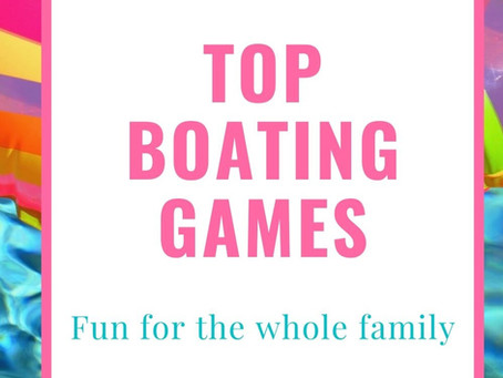 How to Keep Boating Fun: Top Boating Games