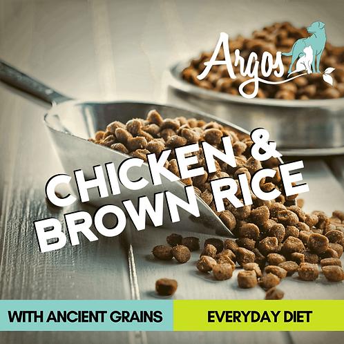 Cincinnati's Argos Chicken & Brown Rice Dog Food