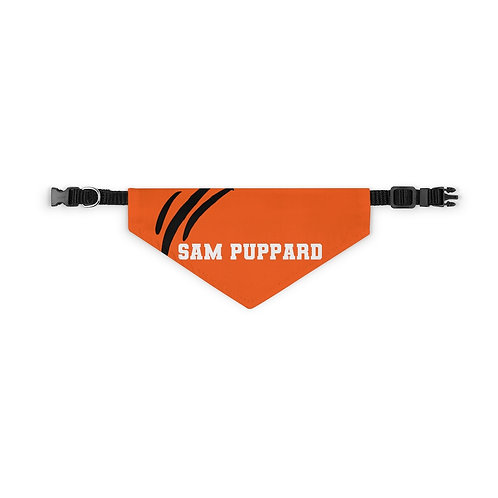 Welcome to the Jungle Collar Bandana!  - Sam Puppard