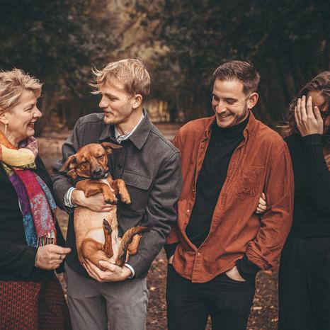 Familie /Gezin fotoshoot