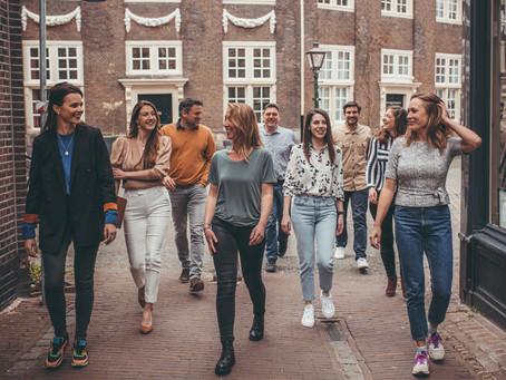 Het Stadslokaal in Leiden