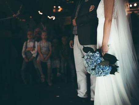 Bruiloft Leiden