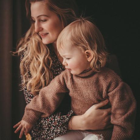 Familie fotoshoot in Leiden