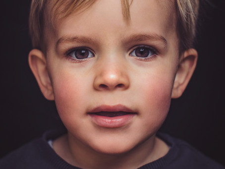 Kinder Portretten